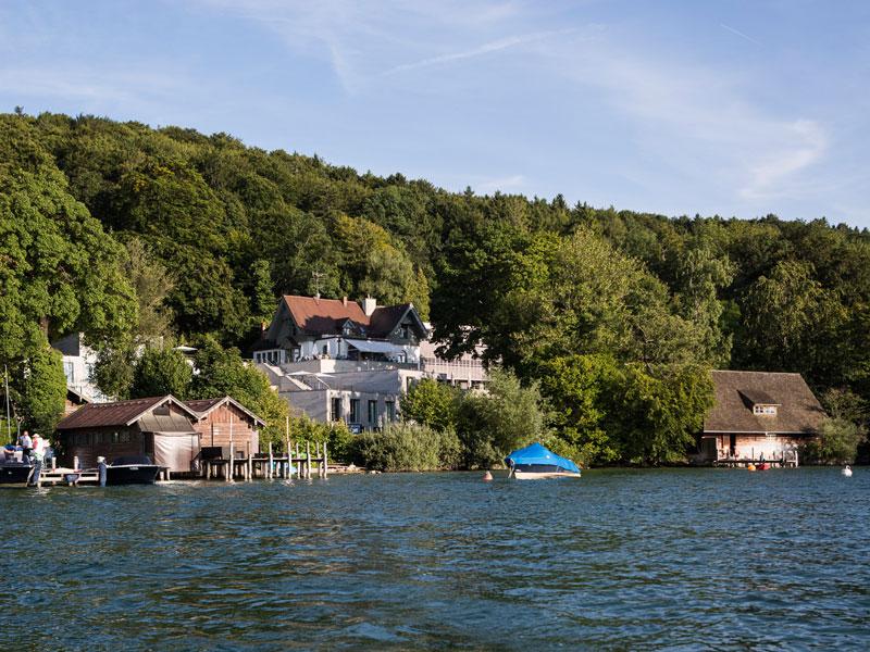 Retreat Essen lieben lernen am Starnberger See
